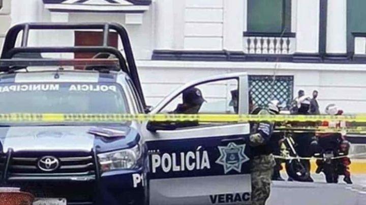 Lamentable: Camionero atropella a 'abuelita' en Veracruz; ella muere y él se da a la fuga