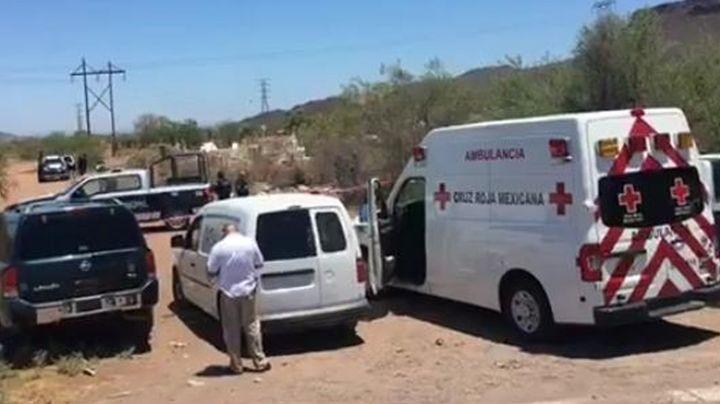 Arrojan dos cadáveres en diferentes puntos de Guaymas; uno fue quemado y otro atado de manos