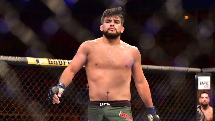 Kelvin Gastelum pierde su oportunidad de ir por el título peso medio de la UFC