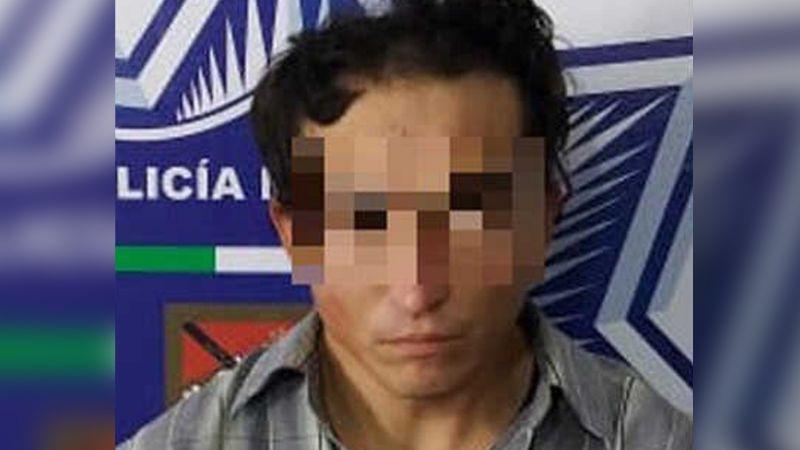 Capturan a presunto 'tirador' en calles de Hermosillo; llevaba 23 envoltorios de droga