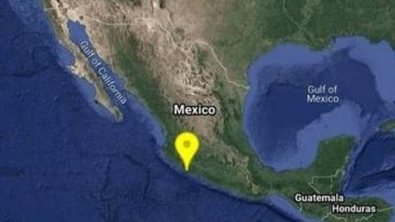 Alerta en Jalisco y Colima: Sismos de magnitudes 3.8 y 3.3 golpean Tesistán y Coquimatlán