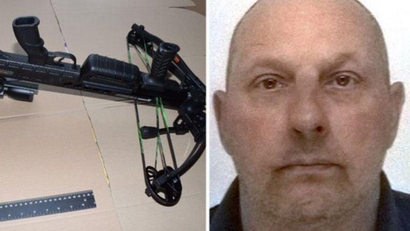 'Asesino de la ballesta' hizo un pasadizo secreto para entrar a la casa de sus víctimas