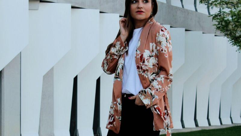 ¡Renueva tu 'look'! Averigua otras formas de llevar estampado de flores en tu 'outfit'