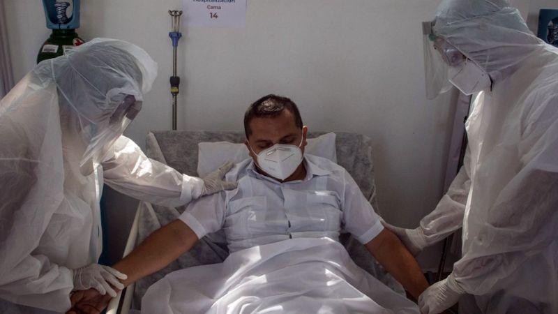 Saldo blanco en Sonora: 18 de abril, primer día sin muertes por Covid-19 desde hace un año