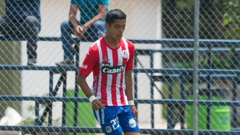 Luto en el futbol: Muere jugador del Atlético de San Luis en accidente automovilístico