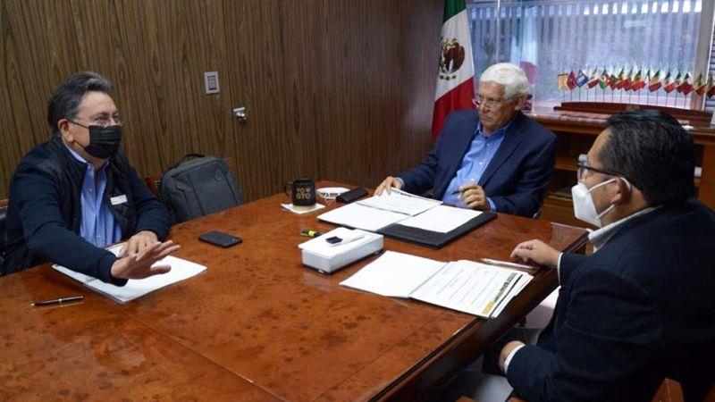 Gobierno de Sonora gestiona pago de adeudos a productores agrícolas de la entidad