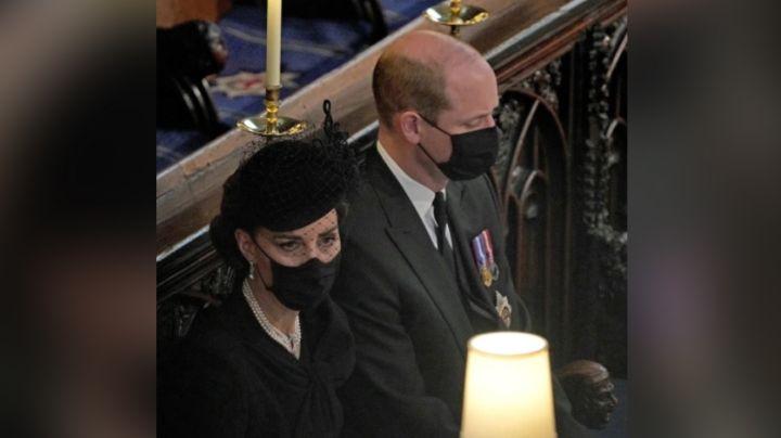 Kate Middleton, el apoyo que evitó el derrumbe del Príncipe Carlos y consoló a la Reina Isabel II