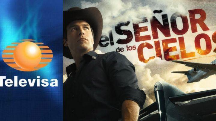 Adiós Telemundo: Protagonista de 'El Señor de los Cielos' llegaría a Televisa para esta novela