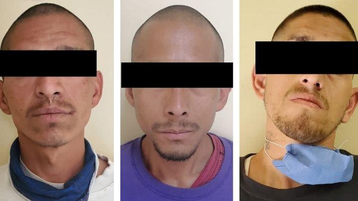 Caen tres presuntos 'tiradores' al norte de Sonora; llevaban miles de pesos en drogas