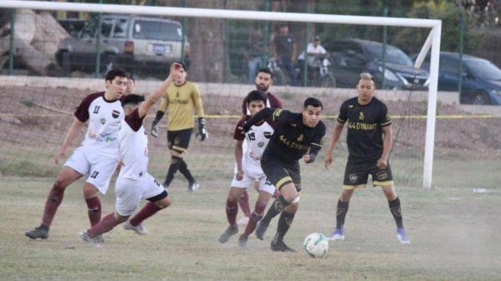 El clásico de Cajeme se lo lleva el Cócorit FC superando al Obson Dynamo