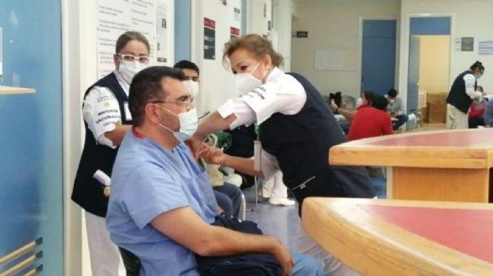 ¡Atentos! Personas de 50 a 59 años en Cajeme recibirán la vacuna contra Covid-19 en mayo