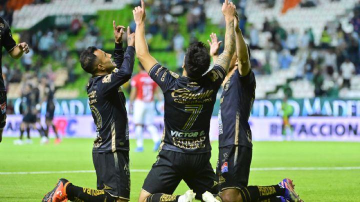 León recupera vuelve a rugir; se impone a FC Juárez y mantiene su buen paso