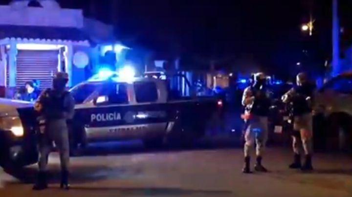 Violenta balacera en Empalme deja tres personas sin vida, entre ellas un menor de edad