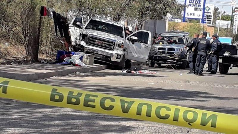 Trágico domingo en Nogales: Tres personas mueren arrolladas por auto en persecución