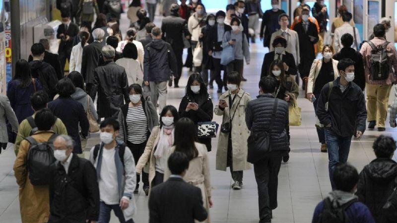 Terror en Japón: Tokio entraría en estado de emergencia; incrementan contagios de Covid-19