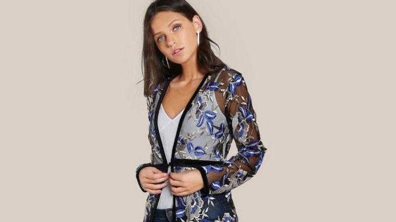 Fabulosa: Así lucirás con estos 'outfits' de kimono para la temporada primaveral