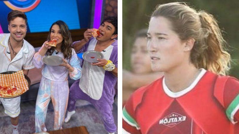 Pleito en TV Azteca: Mati Álvarez encara a integrante de 'Venga la Alegría' que la destrozó