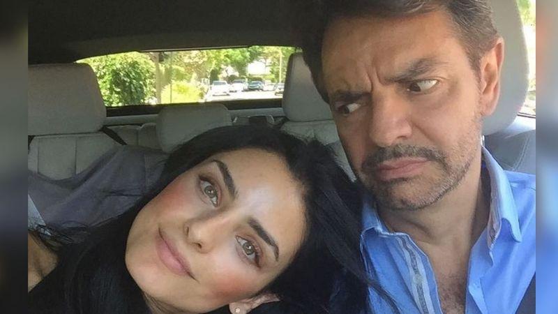 """""""Me he de morir y me vas a extrañar"""": La dura advertencia de Eugenio Derbez a Aislinn"""