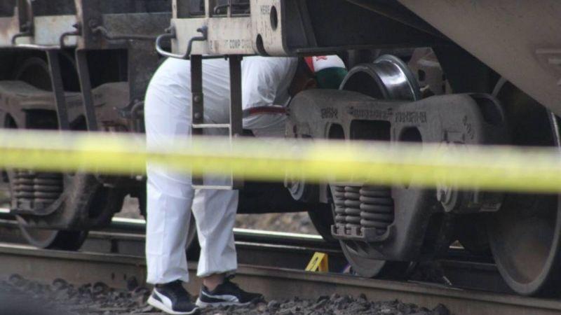 Hombre es arrollado por un tren en León; llevaba puestos los audífonos y no escuchó al ferrocarril