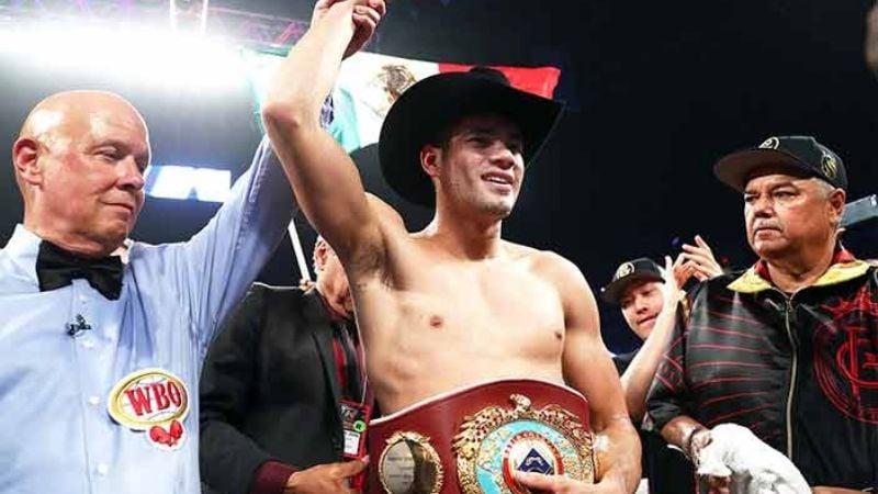 El 'Zurdo' Ramírez se mediría ante Sullivan Barrera en pelea de eliminatoria