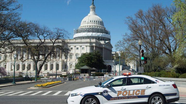 Alerta en Estados Unidos: Reportan tiroteo en las afueras del Capitolio; habría dos baleados