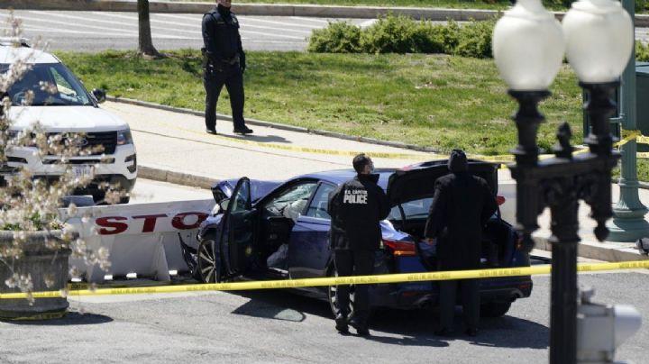 VIDEOS: Atacante del Capitolio es abatido; reportan 2 policías heridos y cierran puertas