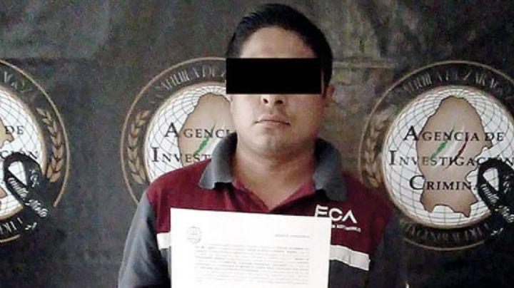 Brutal infierno: Cae Christian, exmilitar que violó a su vecino de 7 años y lo amenazaba de muerte