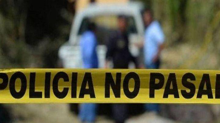 Localizan dos cadáveres a un costado de un camino de terracería; estaban desmembrados
