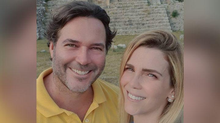 Conductora de TV Azteca afirma que su fallecido esposo se le aparece y muestra FOTO en Instagram