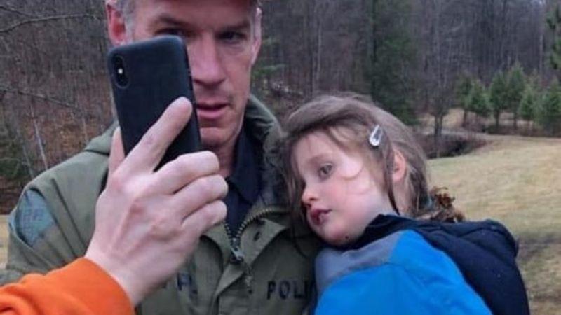 ¡Milagro! Niño de 3 años sobrevive tres días desaparecido sin comida y agua en un bosque