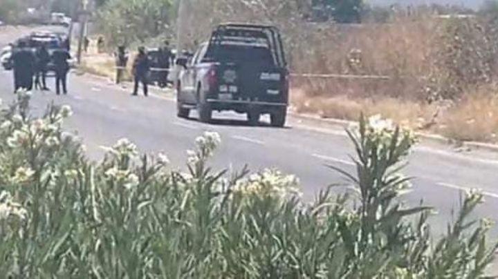 VIDEO: Policías se enfrentan contra civiles que sacaron a un herido del hospital en Celaya