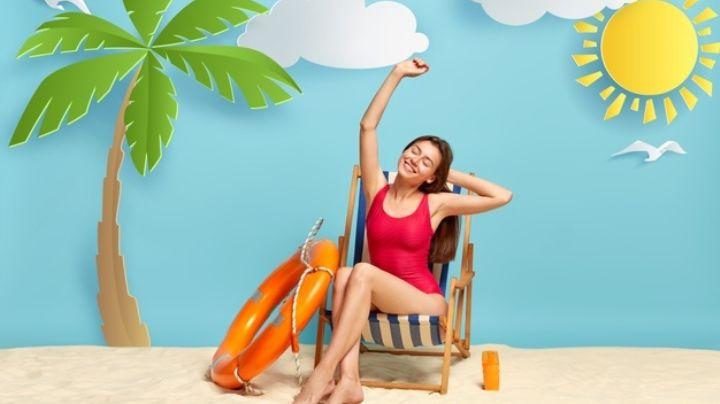 Disfruta del calor de la temporada al escoger tus trajes de baño según tu tono de piel