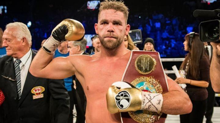 Saunders asegura que la pelea que tendrá ante 'Canelo' está arreglada