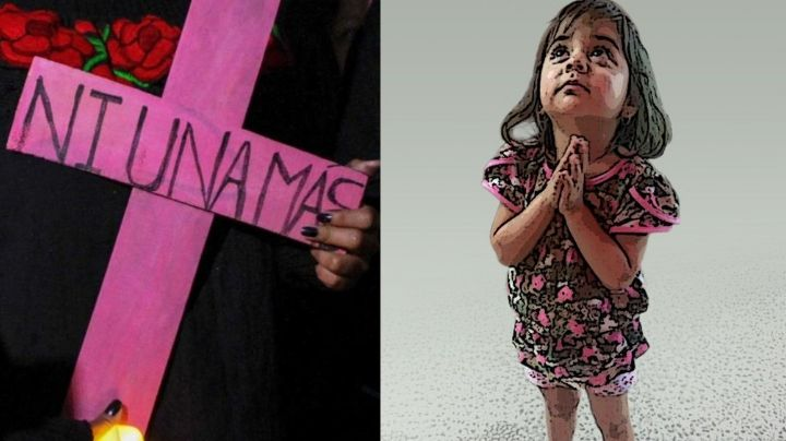 Tenía 2 años: A Milagros su padrastro la violó y mató a golpes; esta es su indignante condena