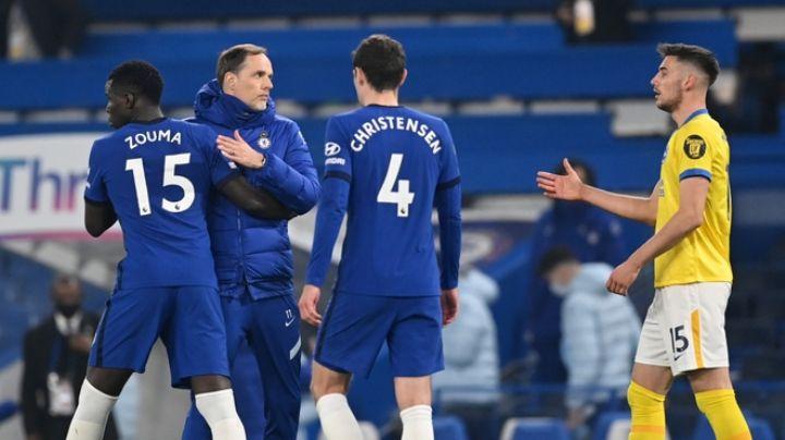 El Chelsea regresa a los puestos de Champions League con un empate insípido