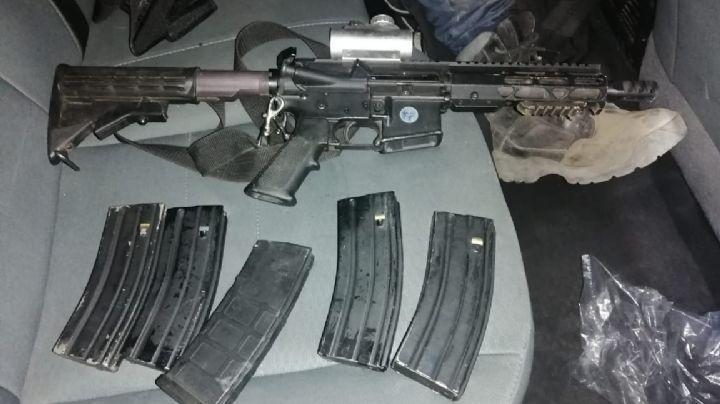 Presunto sicario es detenido luego de ejecución triple en Empalme