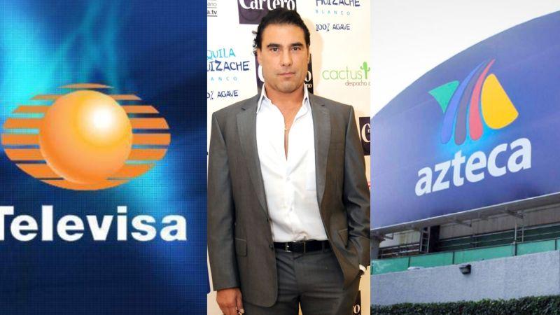 Tras 'rechazo' en Televisa y Telemundo, Eduardo Yáñez buscaría unirse a TV Azteca