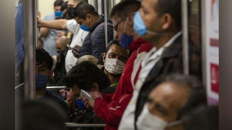 Por tercer día consecutivo, México reporta más de 12 mil nuevos casos de Covid-19; van 236 mil 015 muertes