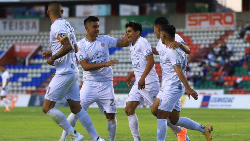Mineros se impone con autoridad por 6-0 a Alebrijes y accede a la Liguilla