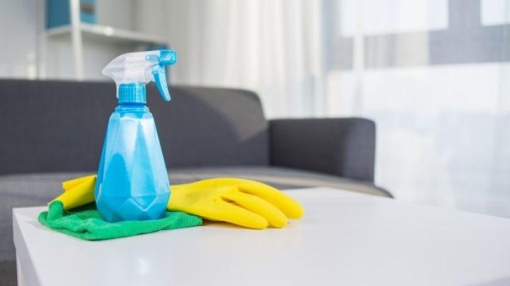 ¿Tienes alergias? Estos son los 5 errores más comunes que cometes al limpiar tu casa