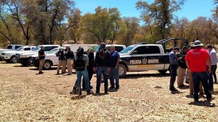 Madres Buscadoras de Sonora descubren al menos ocho nuevas fosas en Nogales