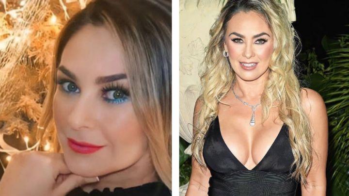 Aracely Arámbula presume en Instagram lo encantadora que luce como 'La Doña' en Telemundo