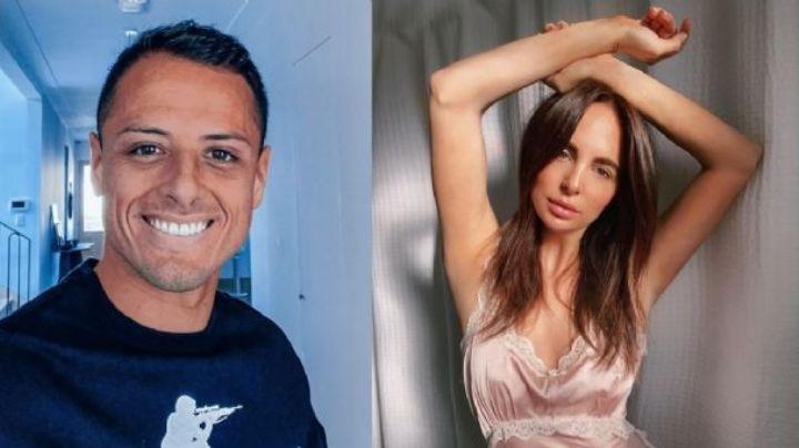 POLÉMICO VIDEO: ¡Golpe a Sarah Kohan! Filtran imágenes de 'Chicharito' junto a su nueva pareja
