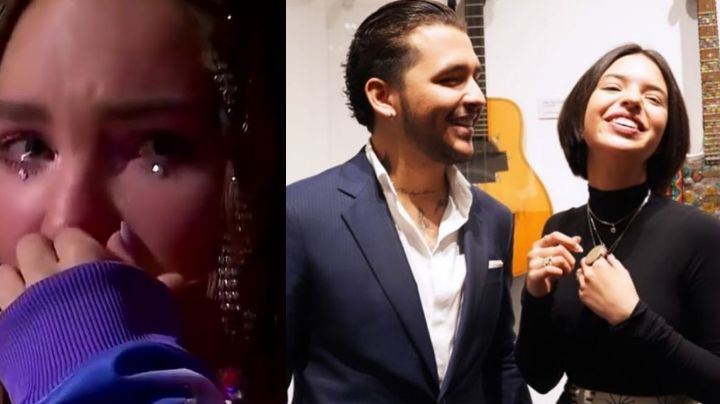 ¡Tómala Belinda! Christian Nodal se inspiraría en Ángela Aguilar para una de sus canciones