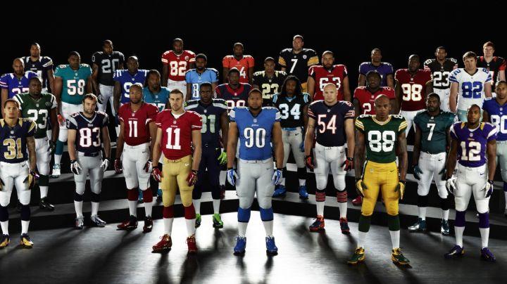 La NFL cambia regla en los números que portan los profesionales