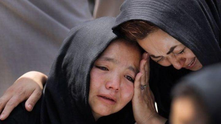 Desgarrador: Decapitan a tres niños en Afganistán; ninguno tenía más de 10 años