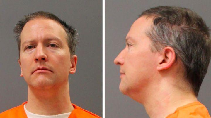 A la espera de su sentencia, Derek Chauvin permanecerá en una unidad de máxima seguridad