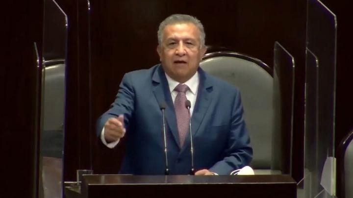 Diputado de Morena detenido por presunto abuso queda libre y vota en sesión