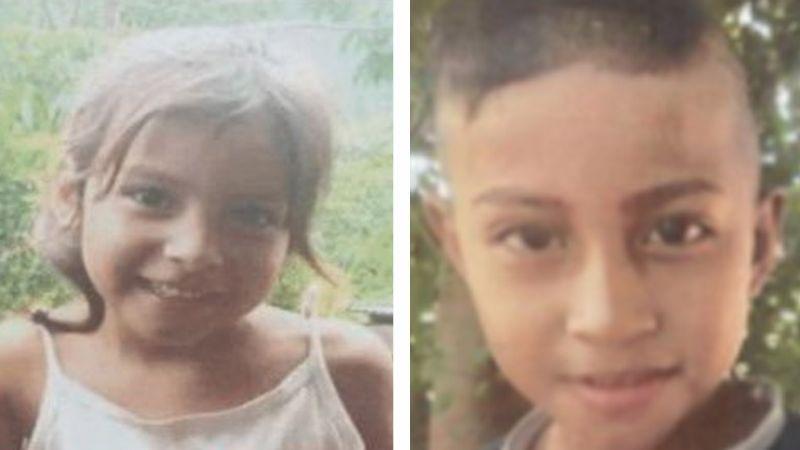 Salieron de casa y no volvieron: Activan Alerta Amber por desaparición de dos niños en Sonora
