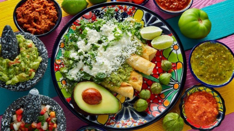 ¡Asombroso! La comida mexicana sería una de las más saludables del mundo
